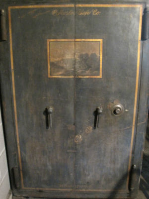 Antiques Amp Collectibles Mosler Antique Safes